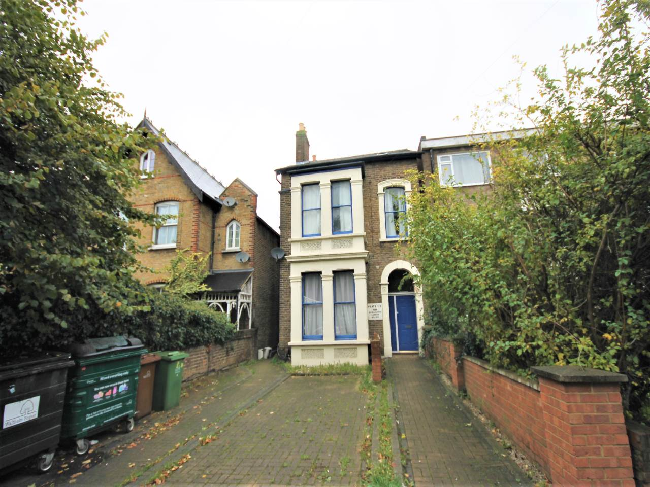 1 bed flat to rent in Leytonstone 0