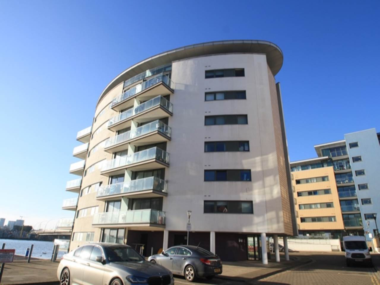 2 bed flat to rent in The Galley Basin Approach, Royal Docks, E16