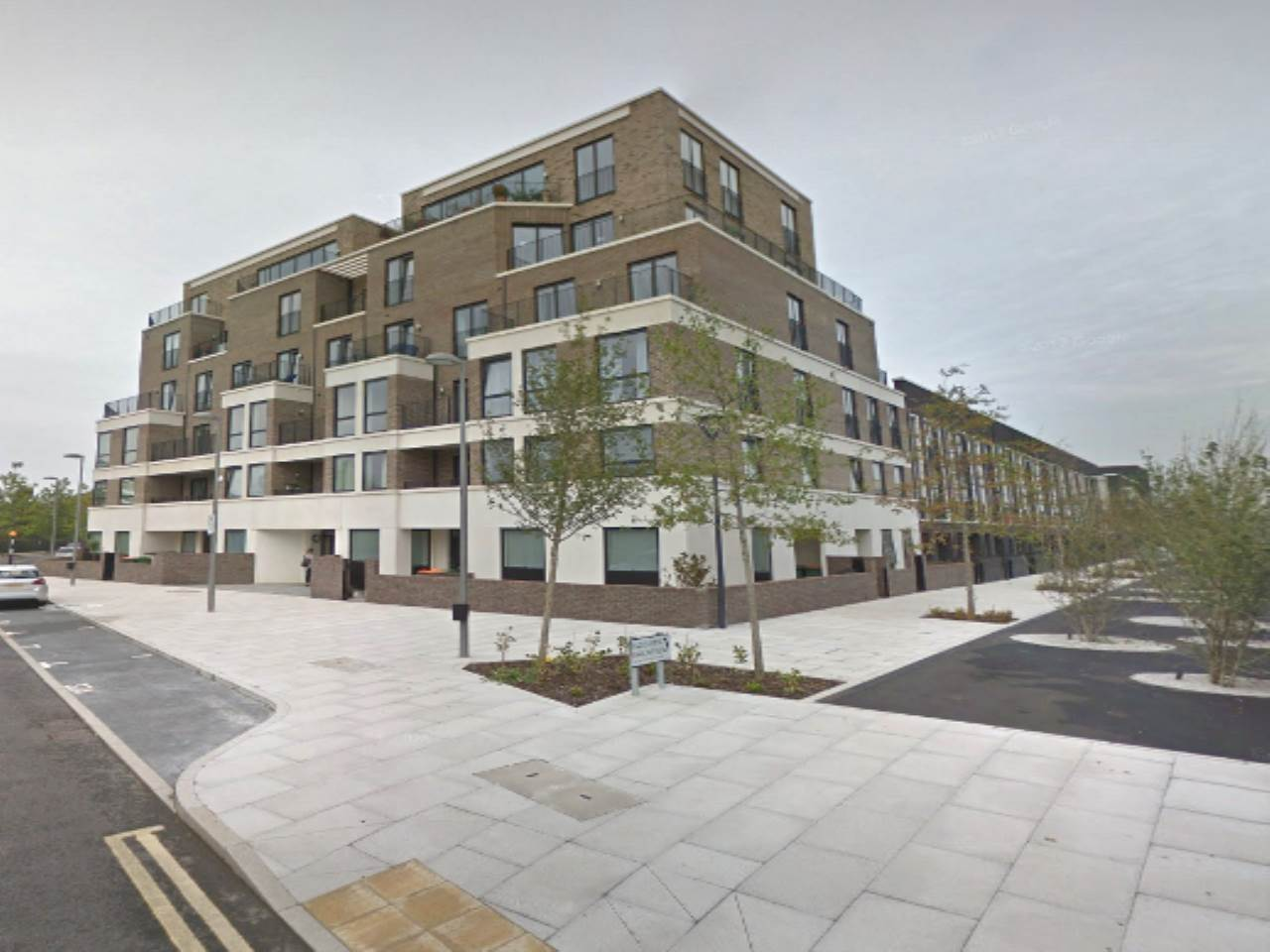 3 bed flat to rent in Stratford, E20