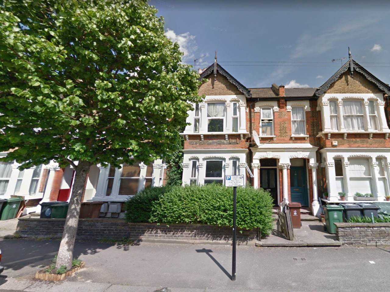 3 bed flat to rent in Cleveland Park Avenue, Walthamstow, E17