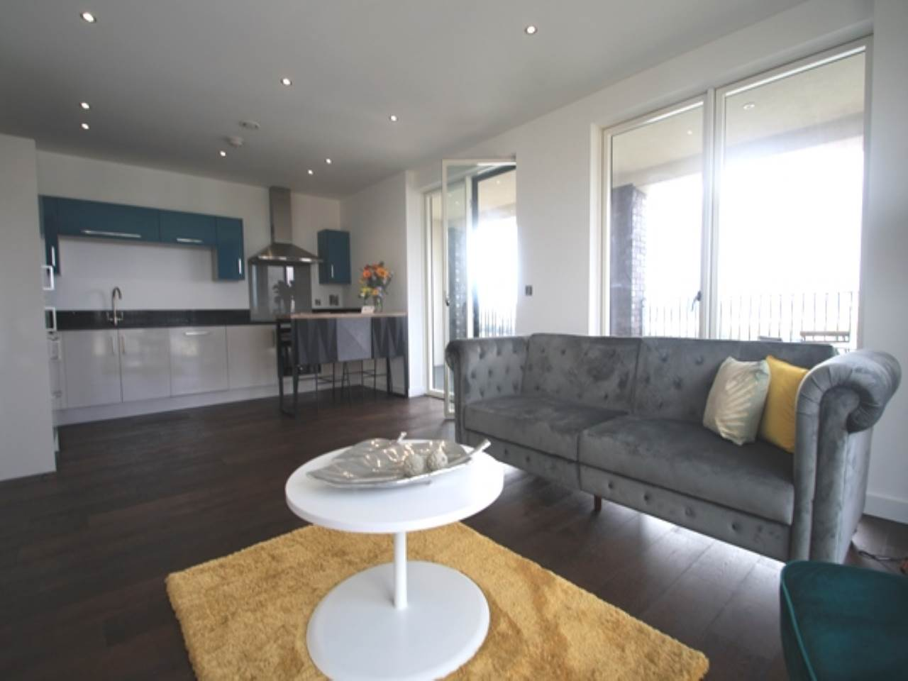 2 bed penthouse to rent in Lockside Way, Royal Docks, E16