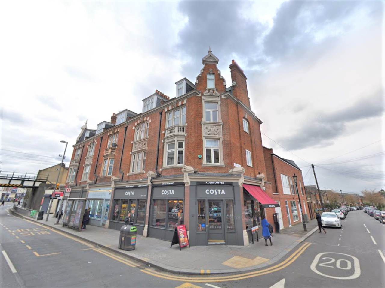 1 bed flat to rent in St. James Street, Walthamstow, E17