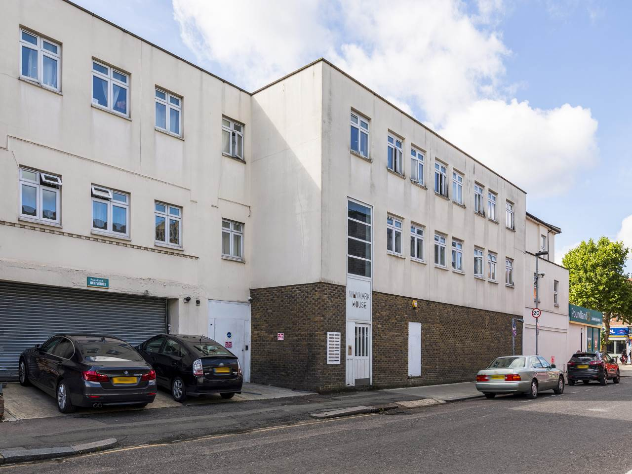 1 bed flat to rent in Whymark Avenue, Wood Green  - Property Image 1