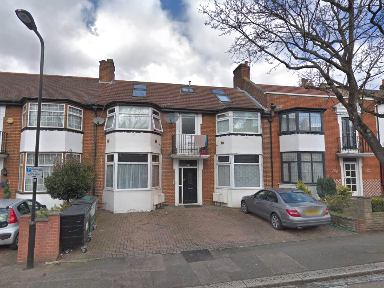 1 bed flat to rent in Leytonstone, E11