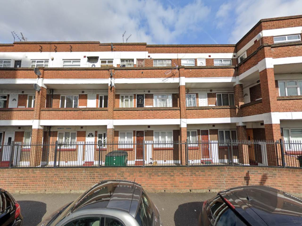 1 bed flat to rent in Leyton, E10