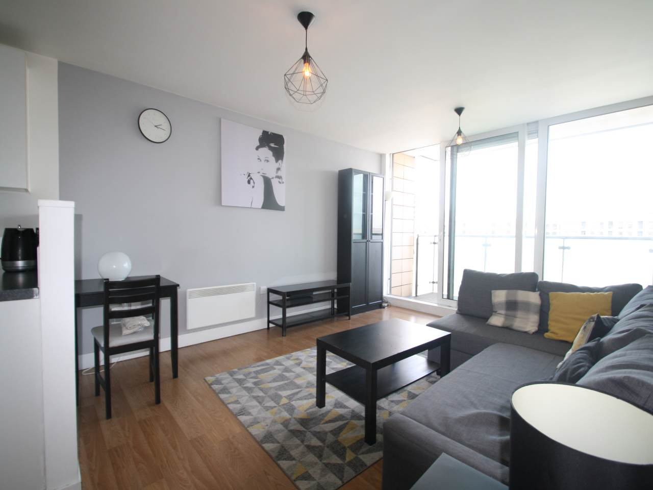 1 bed flat to rent in Navigation Court, Gallions Road, E16