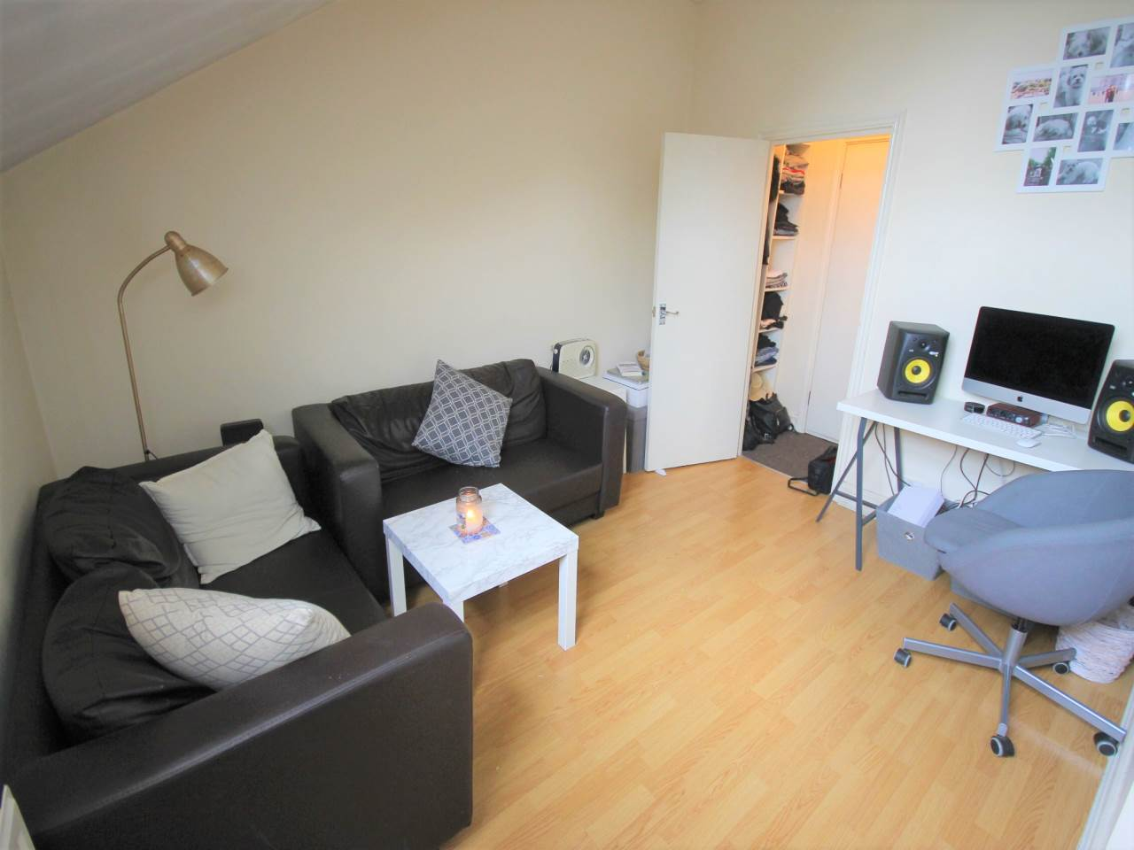 1 bed flat to rent in Hoe Street, Walthamstow, E17