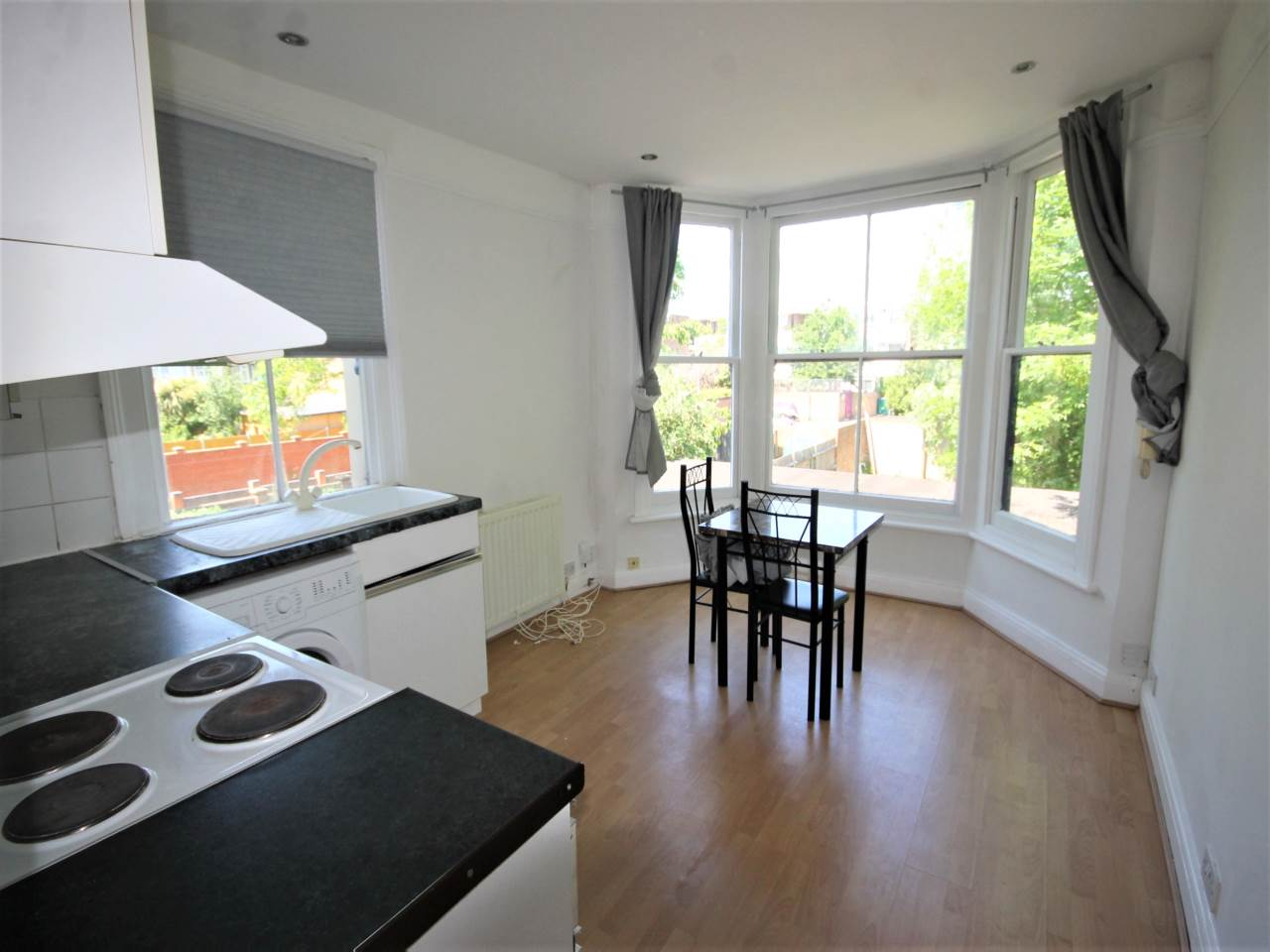 1 bed flat to rent in Hainault Road, Leytonstone, E11