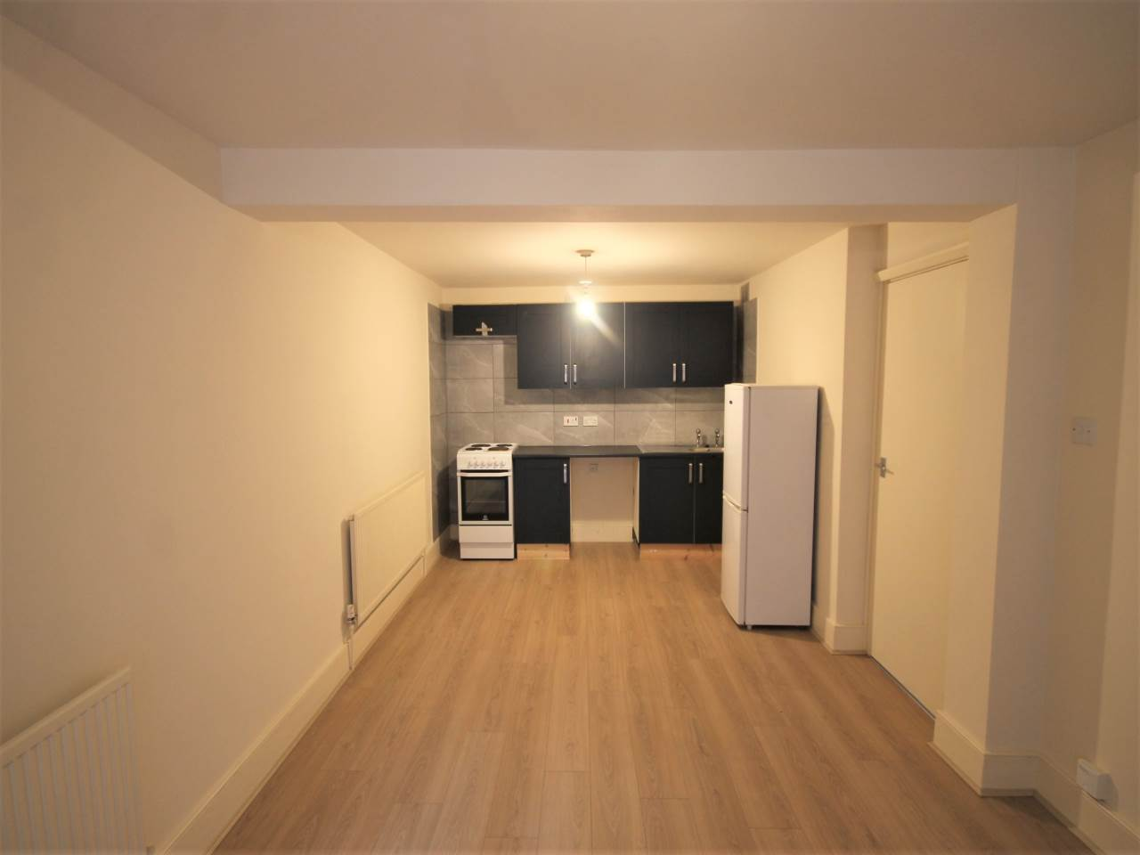 1 bed flat to rent in Grove Road, Bow, E3 5