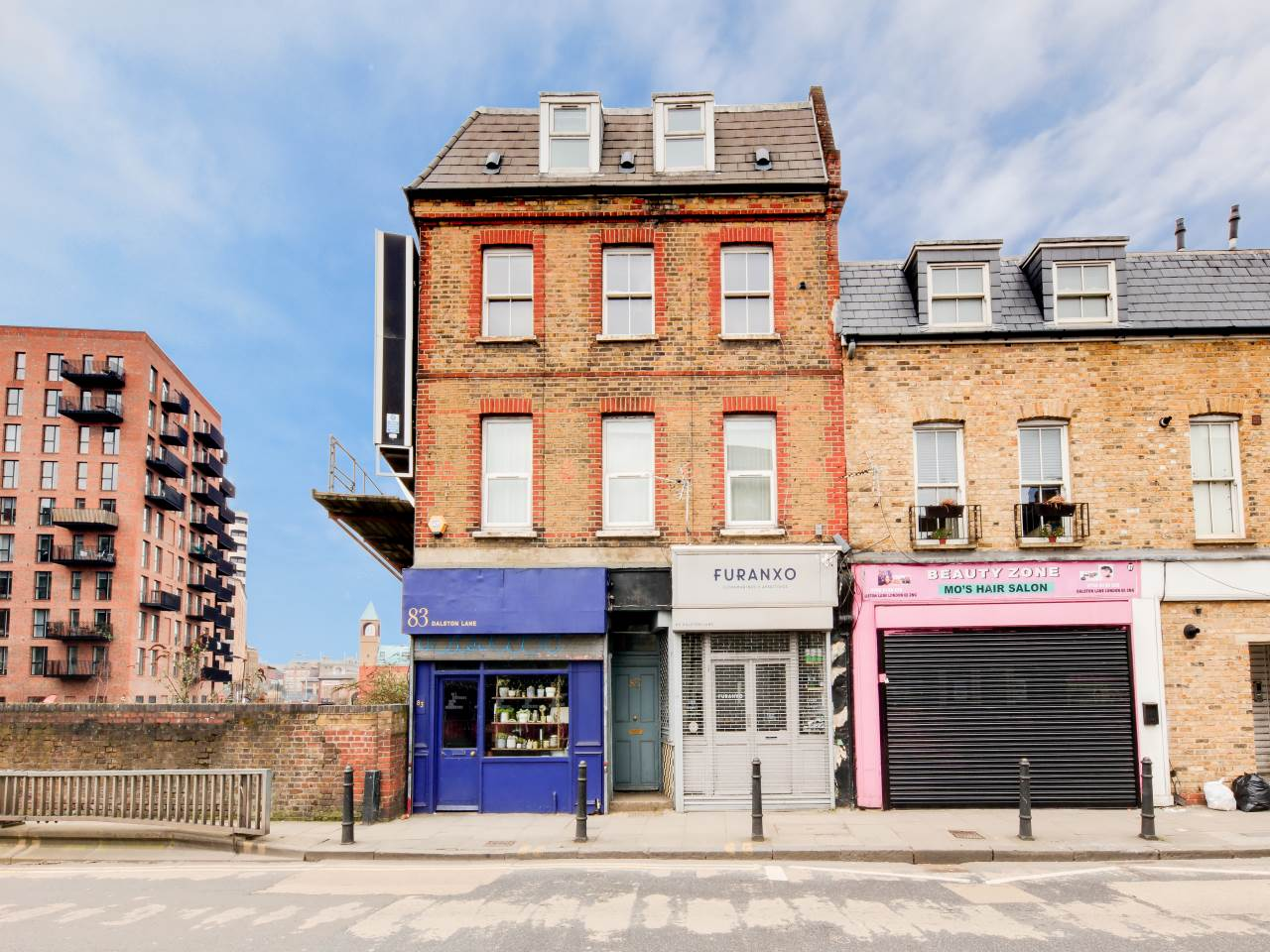 2 bed flat for sale in Dalston Lane , Dalston , E8 2