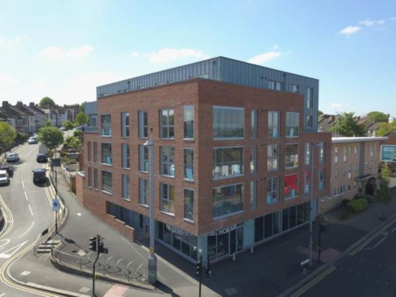 2 bed apartment for sale in Hoe Street, Walthamstow, E17