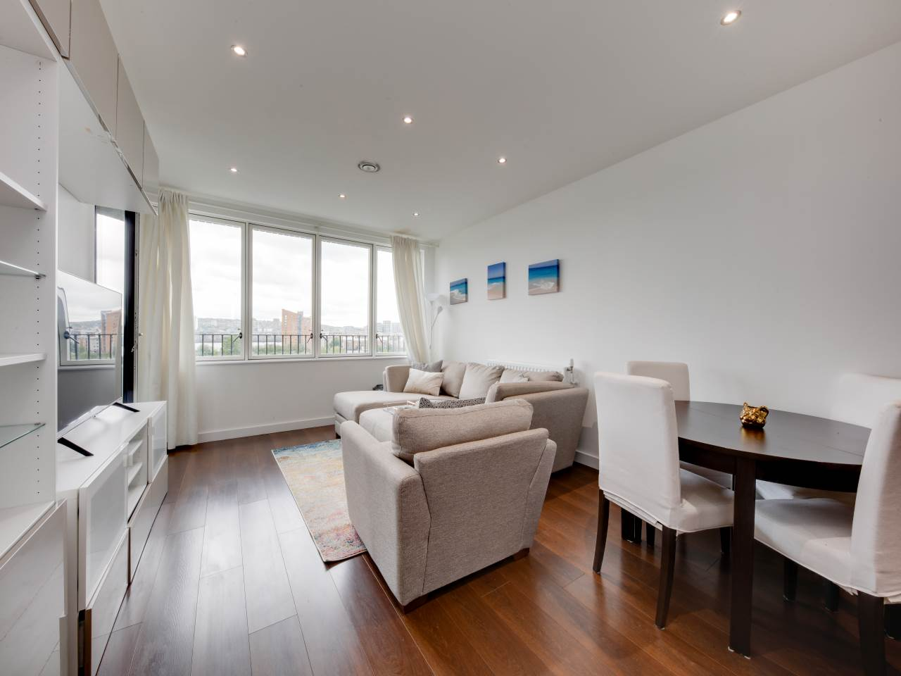 1 bed flat for sale in Rendel Apartments, Lockside Way, E16