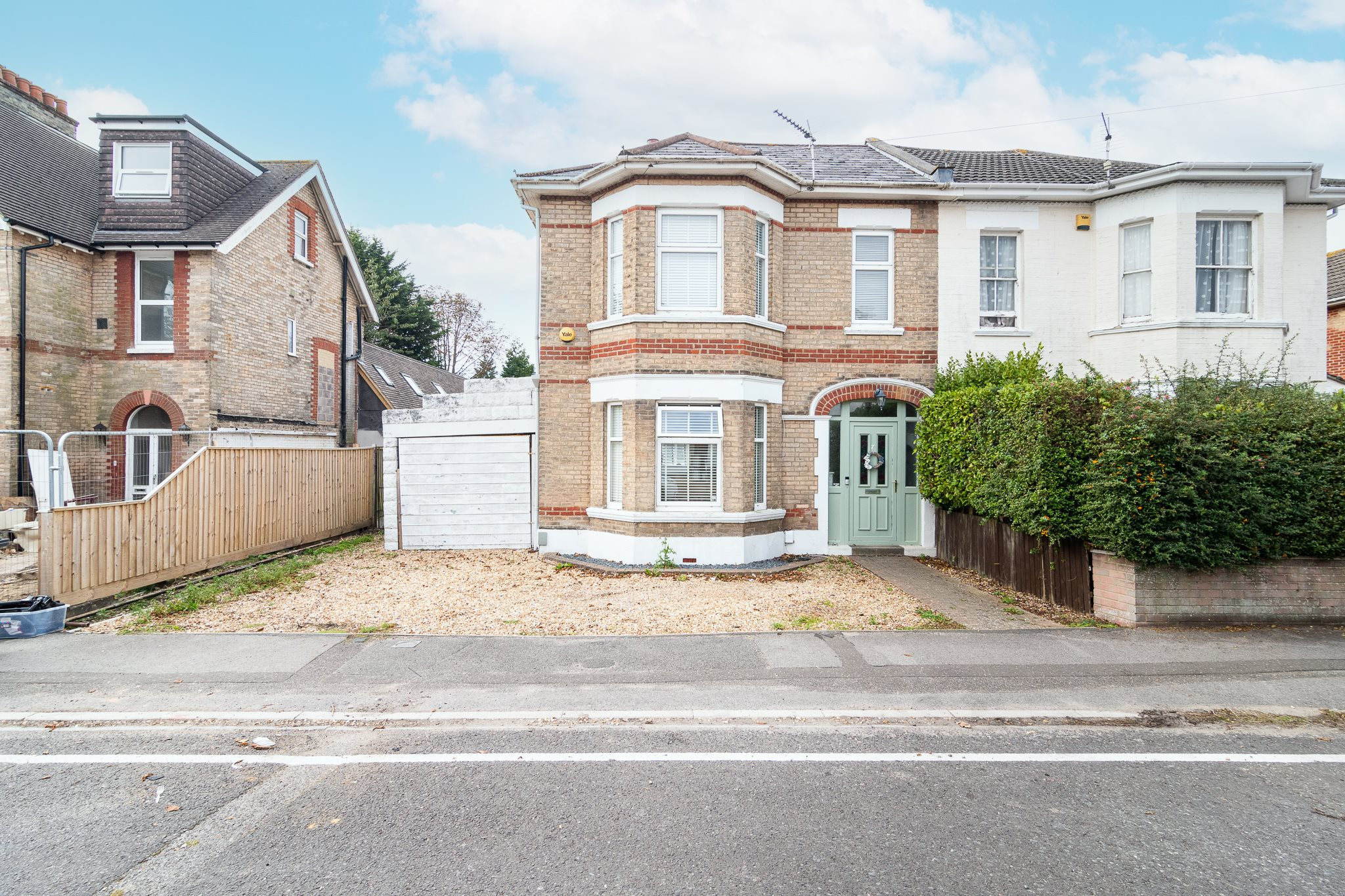 4 bed house to rent in Hamilton Road, Bournemouth, BH1