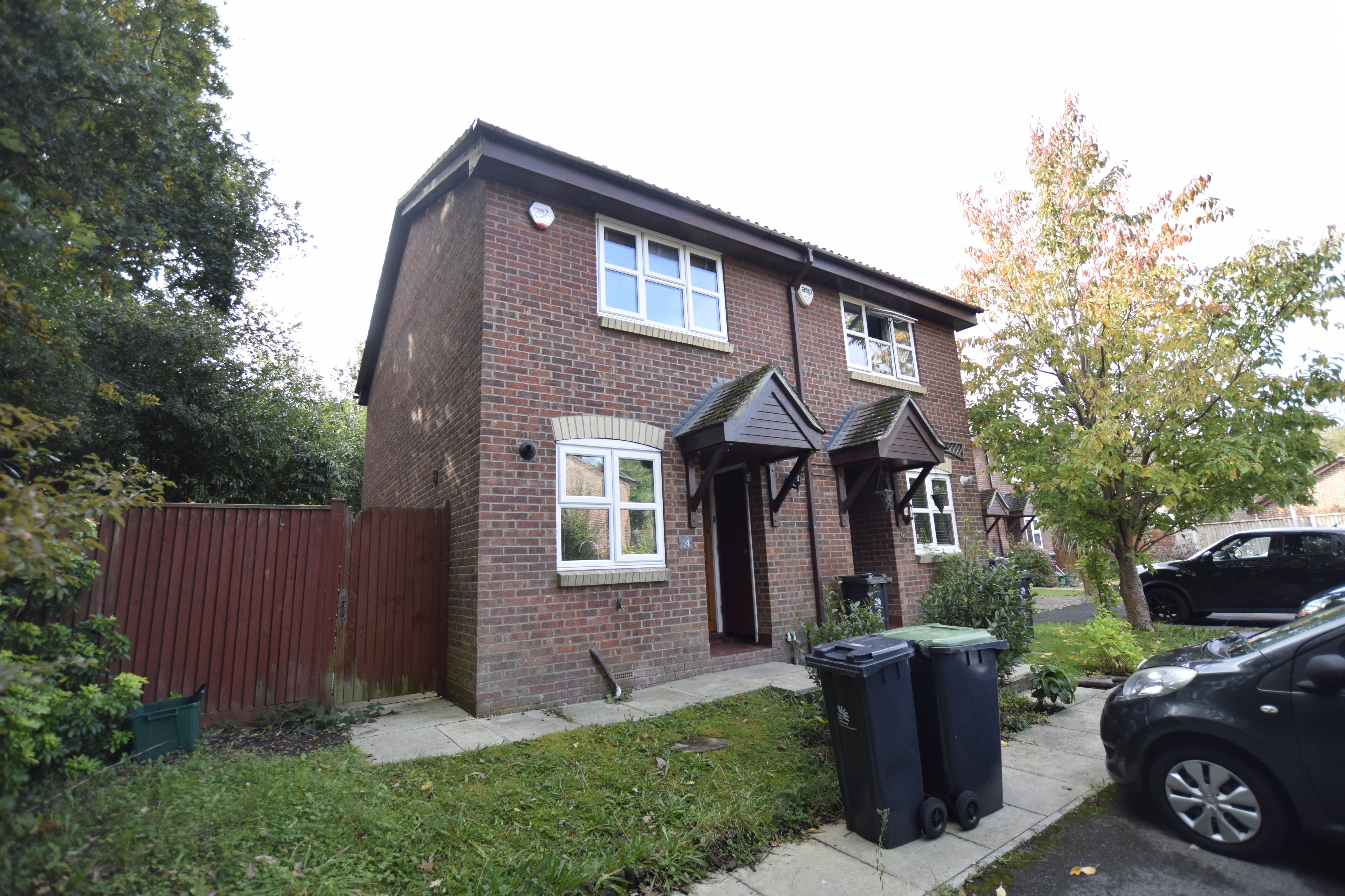 2 bed house to rent in Amberwood, Ferndown, BH22