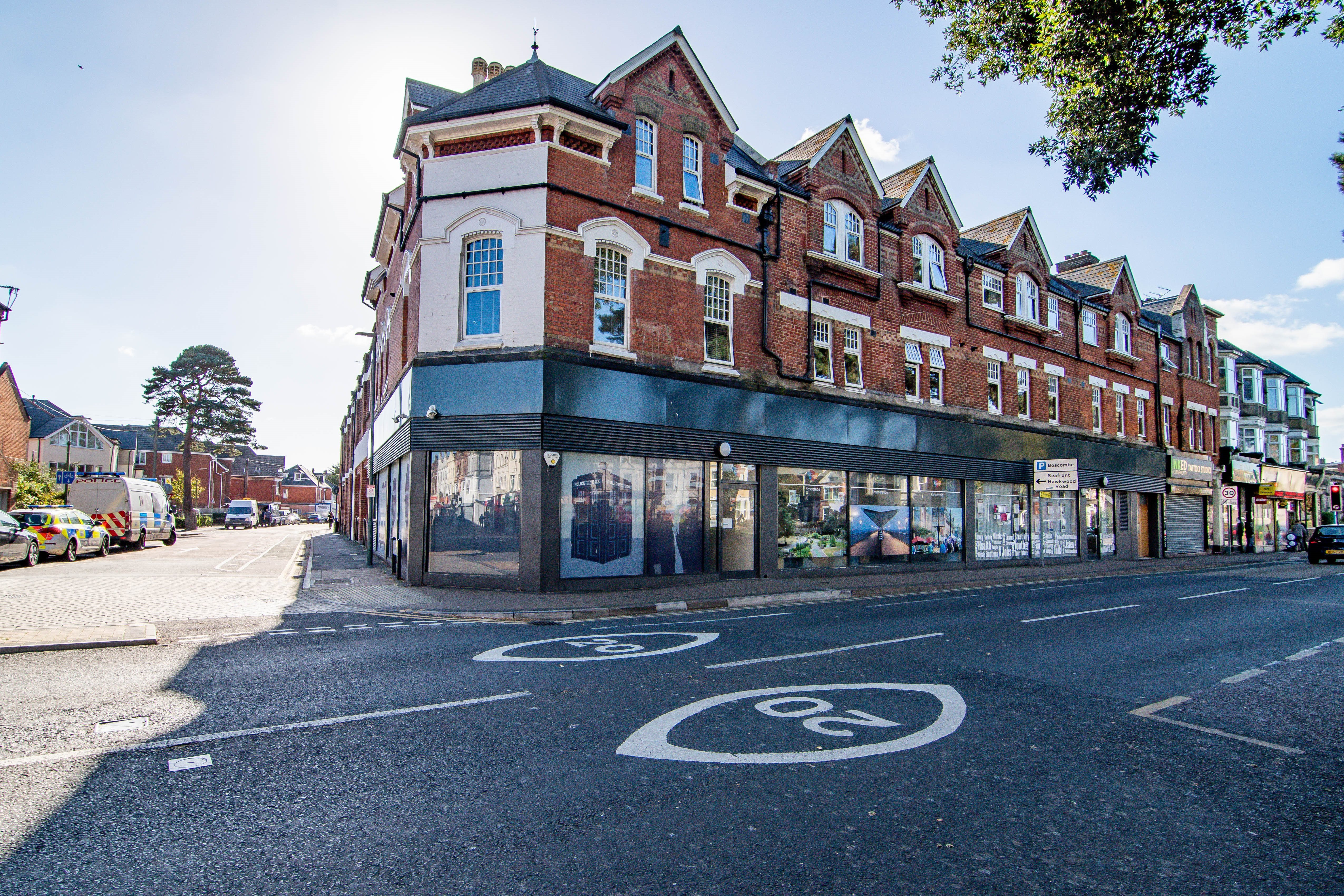 1 bed flat to rent in Christchurch Road, Bournemouth, BH1