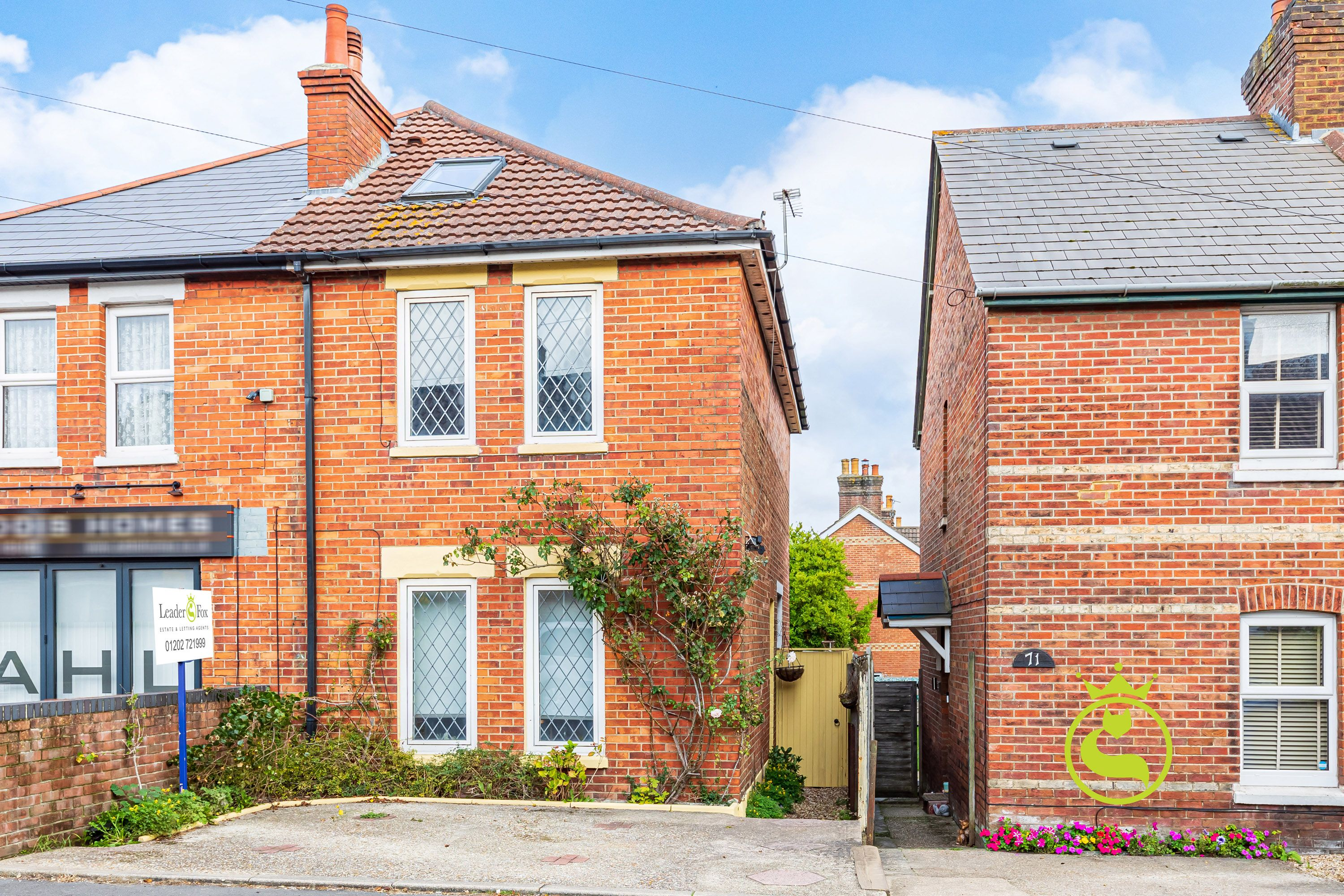 **NO FORWARD CHAIN** An extremely deceptive three double bedroom, three reception room semi detached cottage. Situated in a popular location nearby to local amenities, schools and transport links.