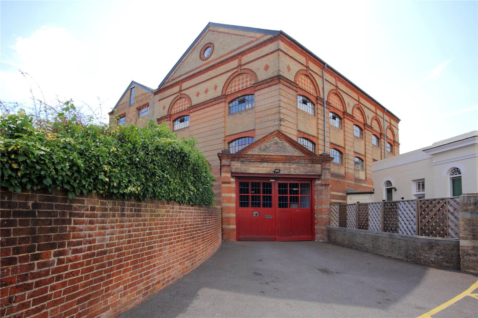 One of the largest apartments in this stunning warehouse development in the heart of Westbourne Village. You'll love the open plan living space!