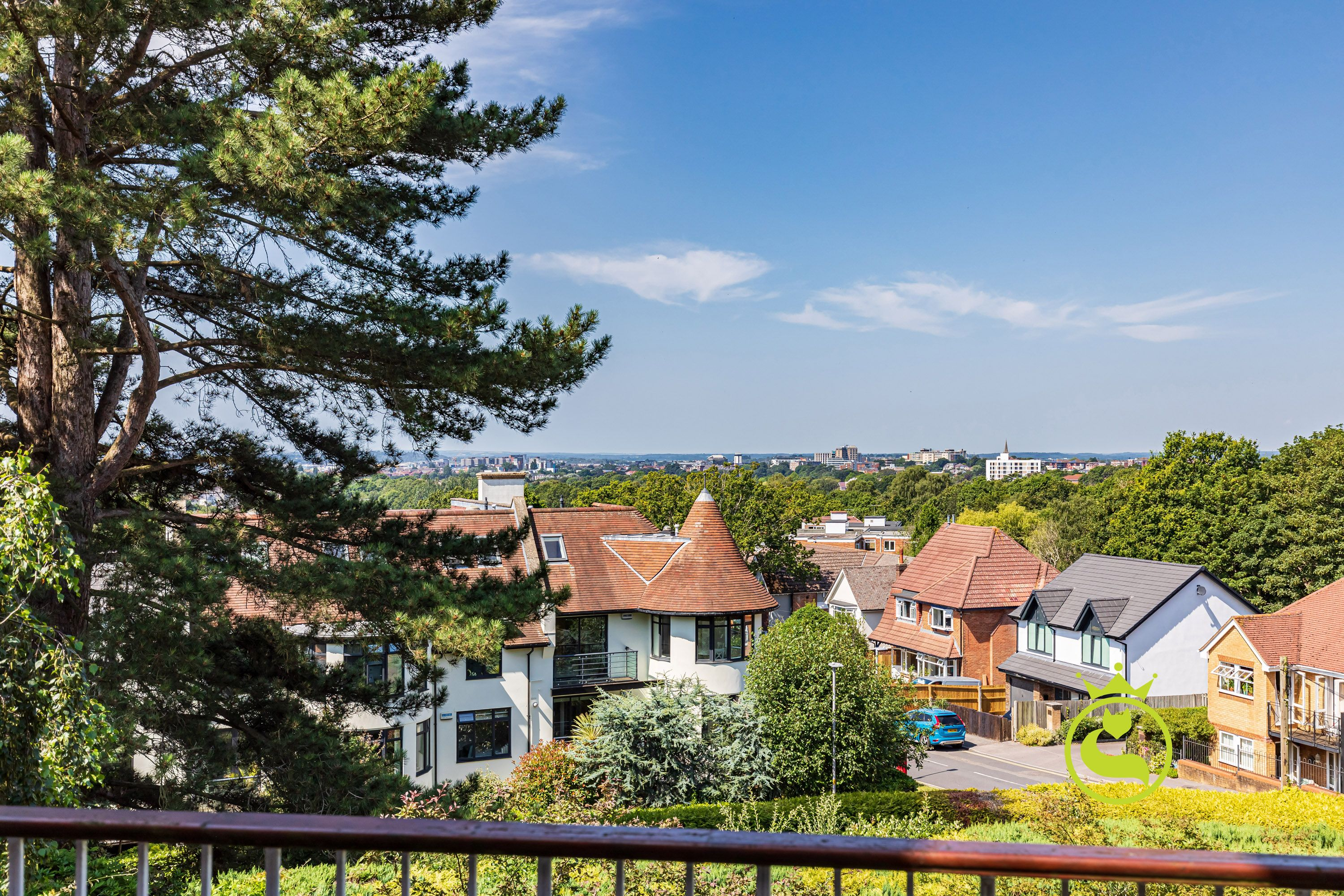 Sea Views, double length garage and bursting with character makes this apartment a must see!
