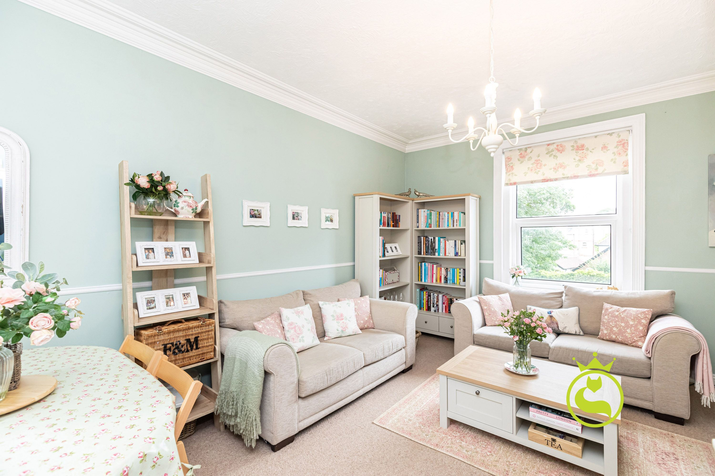 Fresh, bright, and tastefully presented, this boutique apartment is in a prize setting just a short walk from Ashley Cross village.