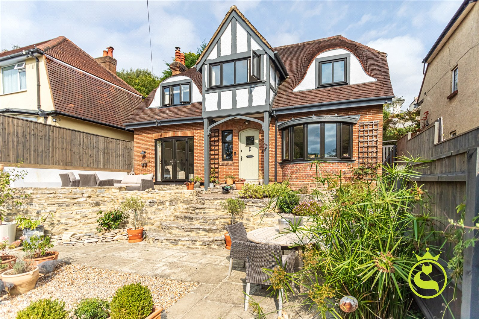 3 bed house for sale in Glen Road, Lower Parkstone  - Property Image 1
