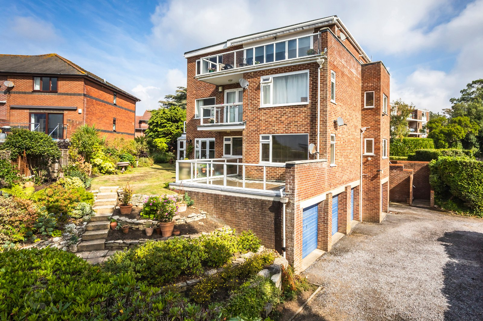 2 bed apartment for sale in Durrant Road, Lower Parkstone  - Property Image 1