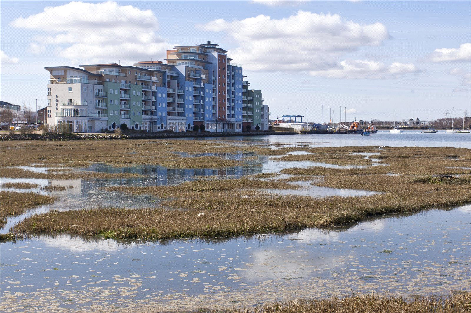 1 bed apartment to rent in Aqua, Lifeboat Quay, BH15