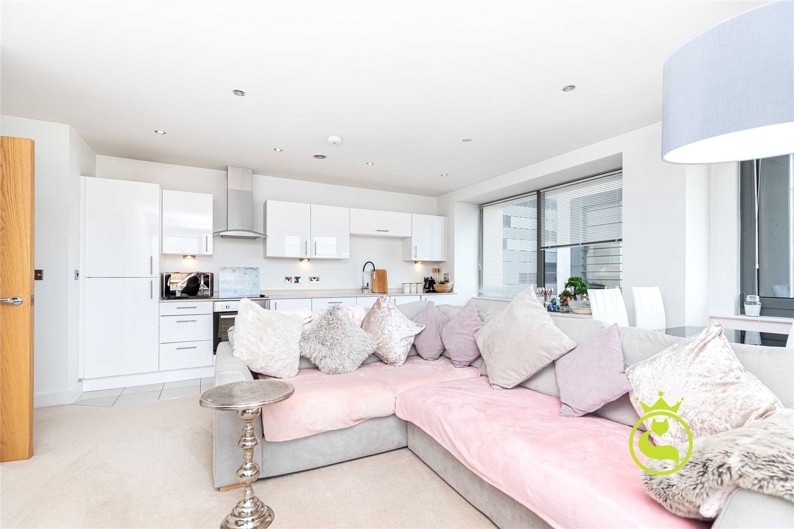 2 bed apartment for sale in Altitude, 56-58 Parkstone Road, BH15