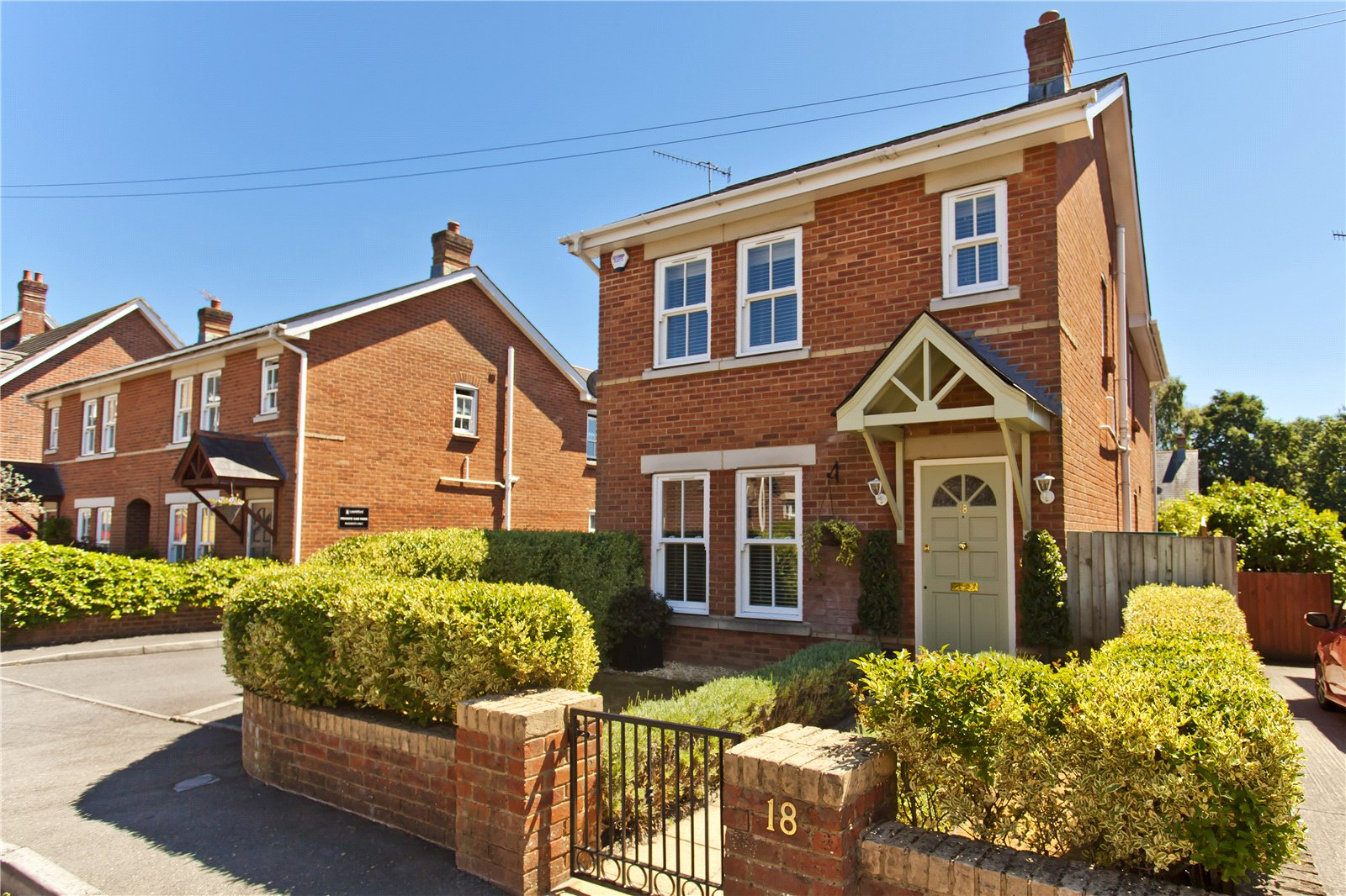 3 bed house for sale in Wessex Road, Lower Parkstone  - Property Image 1