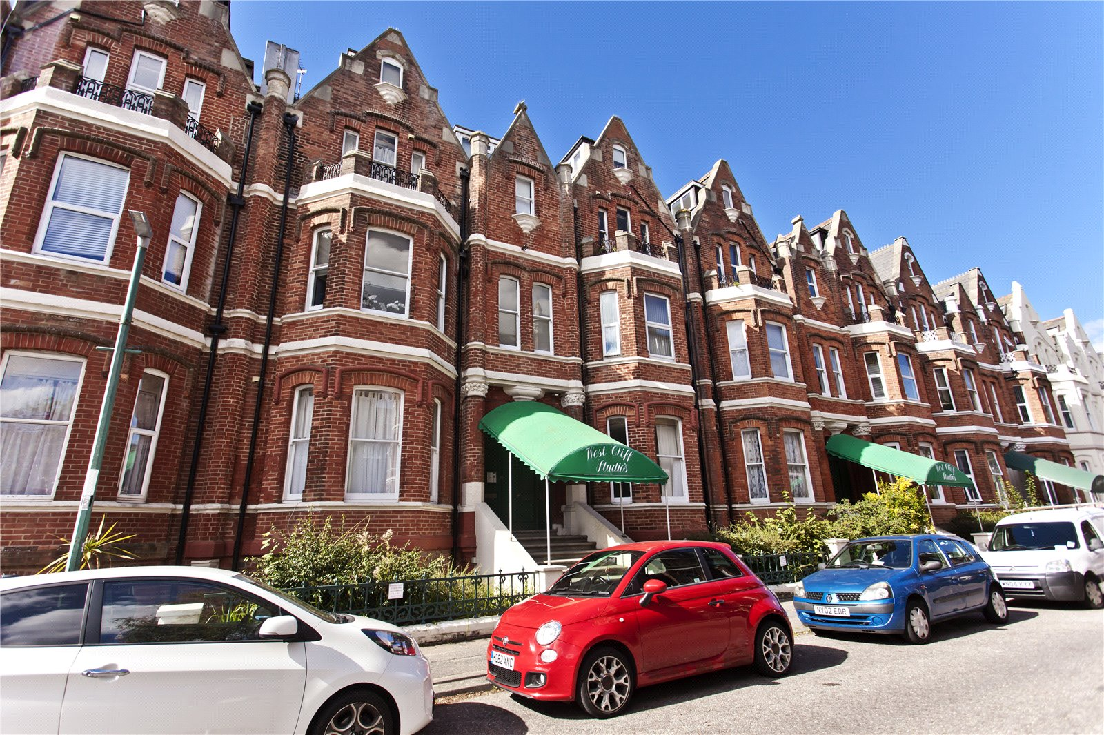 1 bed apartment for sale in West Cliff Studios, 7 Durley Gardens, BH2