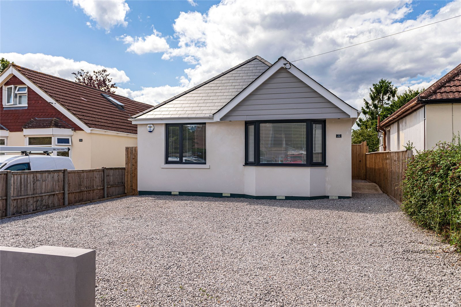 3 bed bungalow for sale in Pottery Road, Whitecliff, BH14