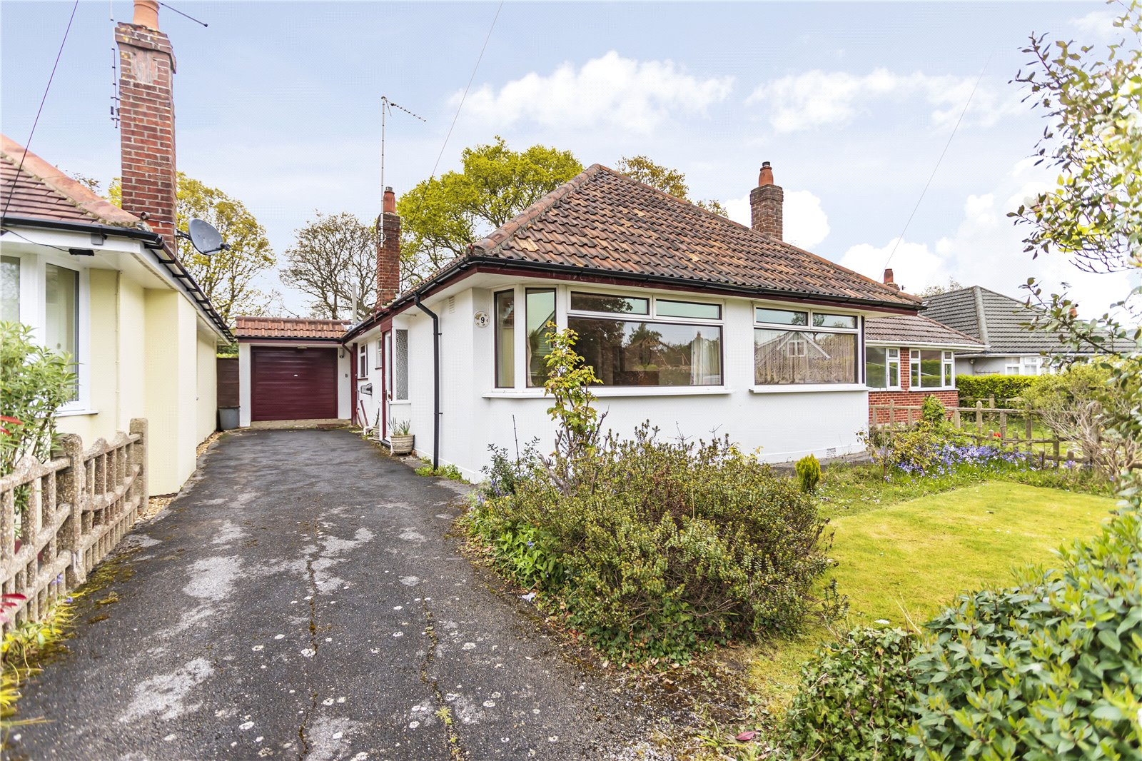 3 bed bungalow for sale in Mill Hill Close, Lower Parkstone - Property Image 1