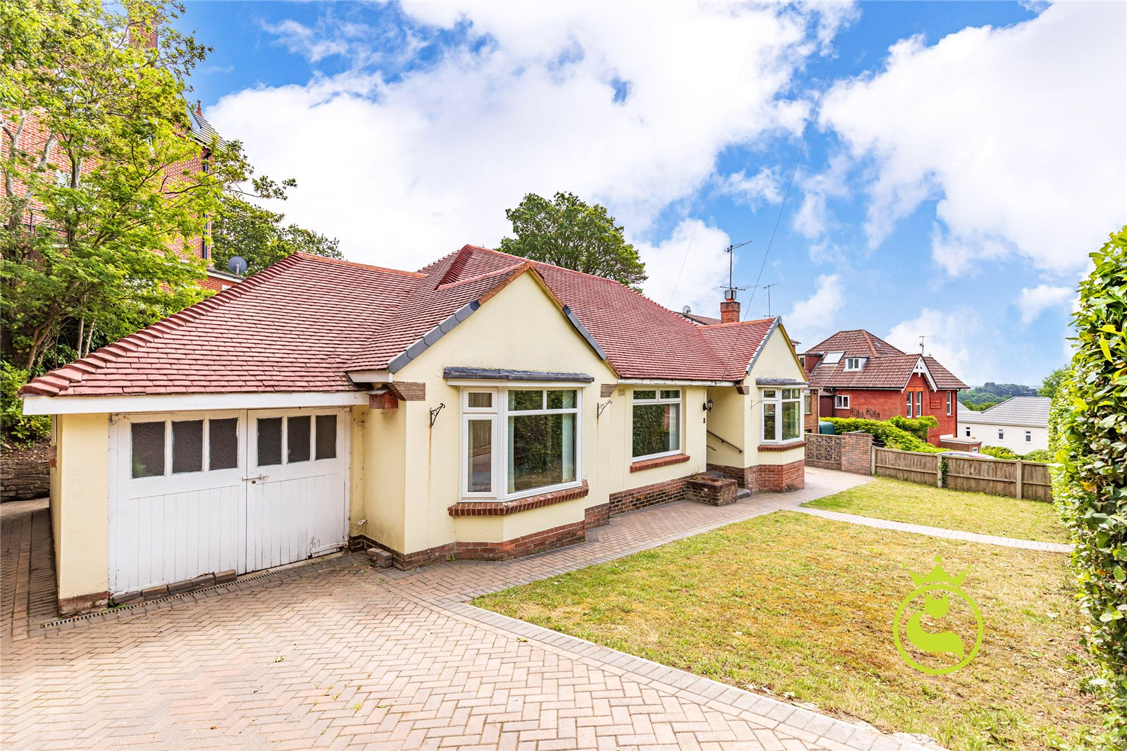 4 bed bungalow for sale in Warwick Road, Lower Parkstone  - Property Image 1