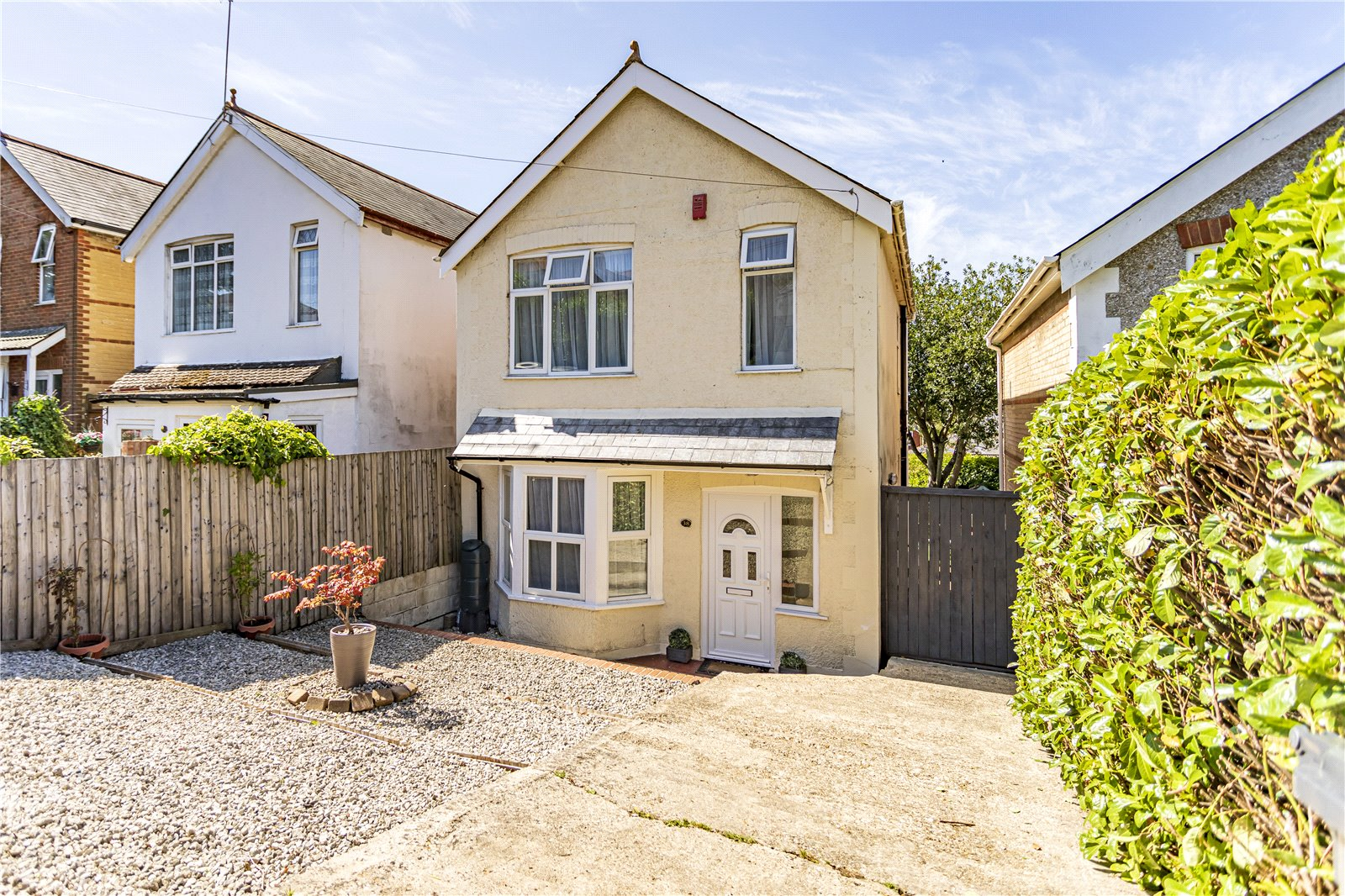 3 bed house for sale in Lincoln Road, Parkstone - Property Image 1