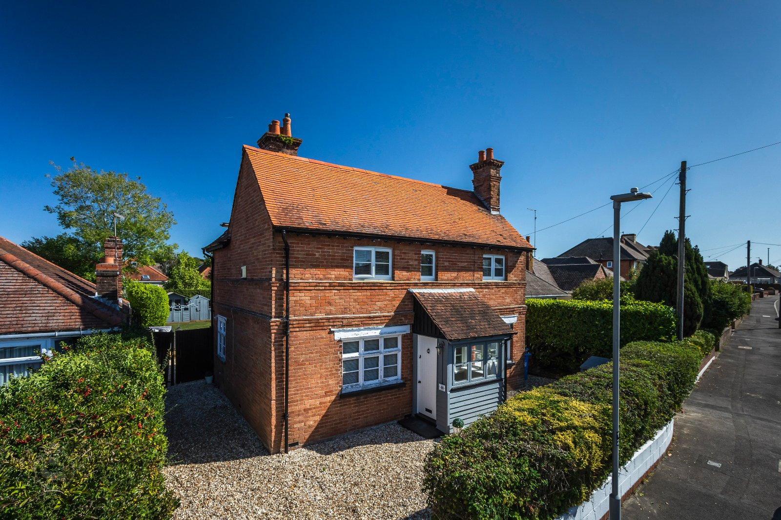 3 bed house for sale in Oakdale, BH15