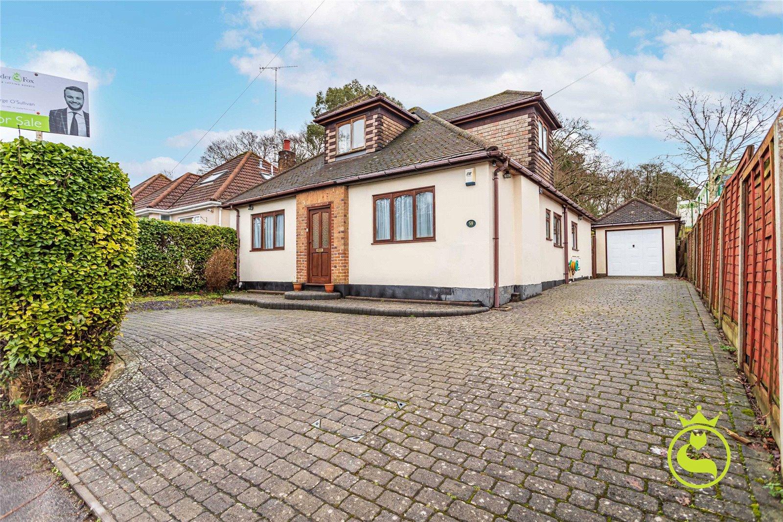 4 bed bungalow for sale in Langside Avenue, Wallisdown, BH12