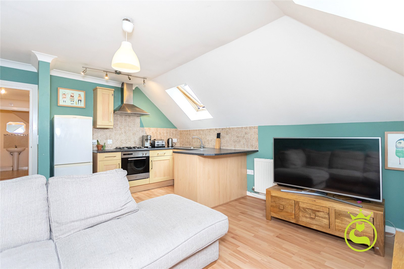 2 bed apartment to rent in Kingsholme, 148 Richmond Park Road 0