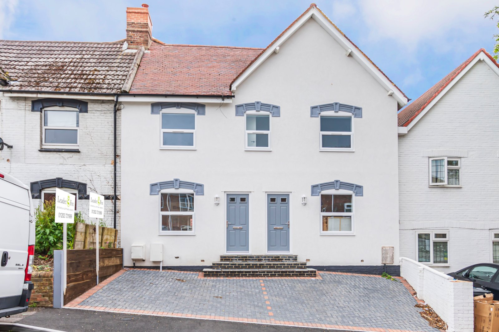 2 bed house for sale in Langley Road, Lower Parkstone - Property Image 1