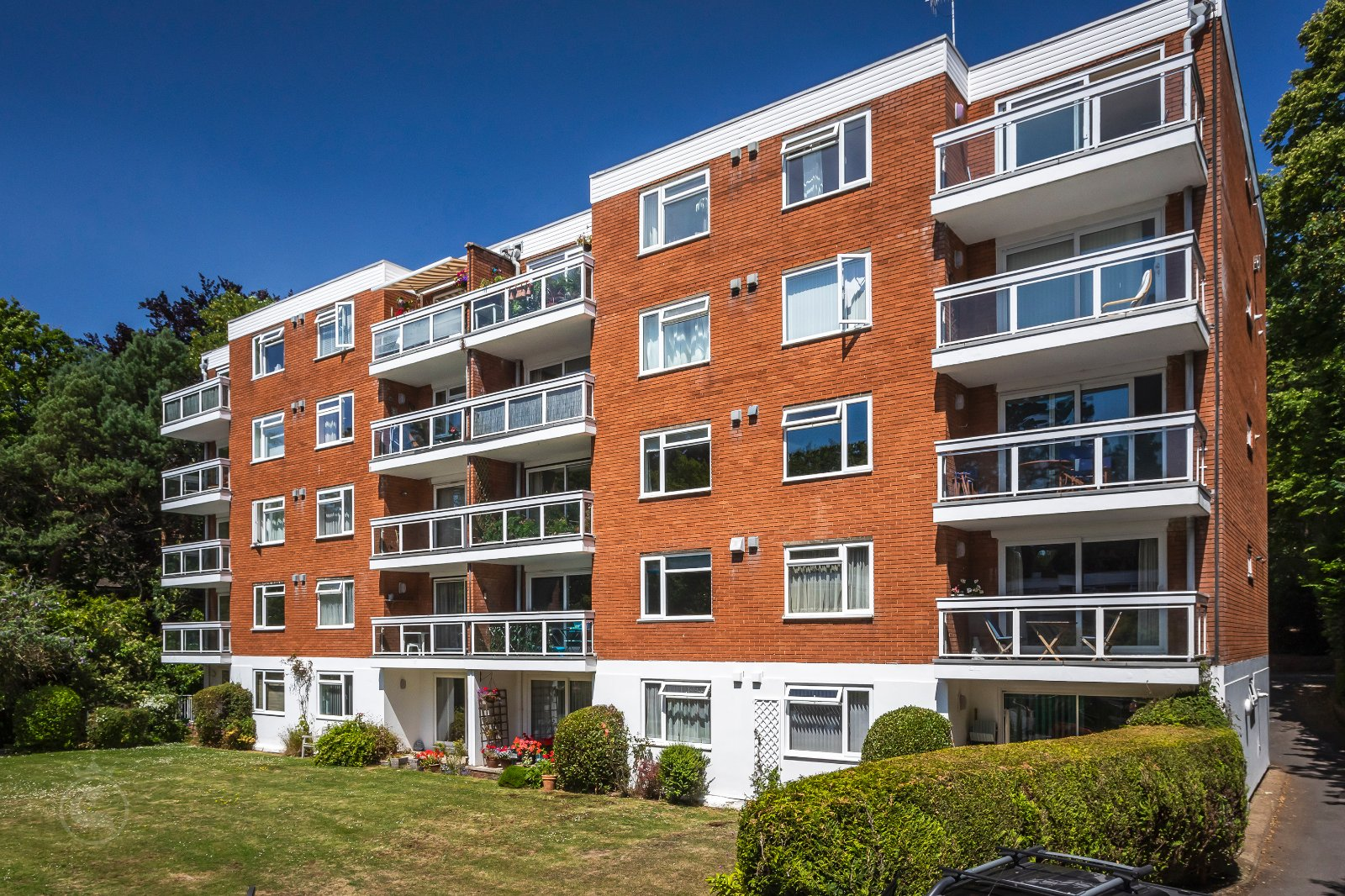 2 bed apartment to rent in Farleigh, 32A Branksome Wood Road, BH4