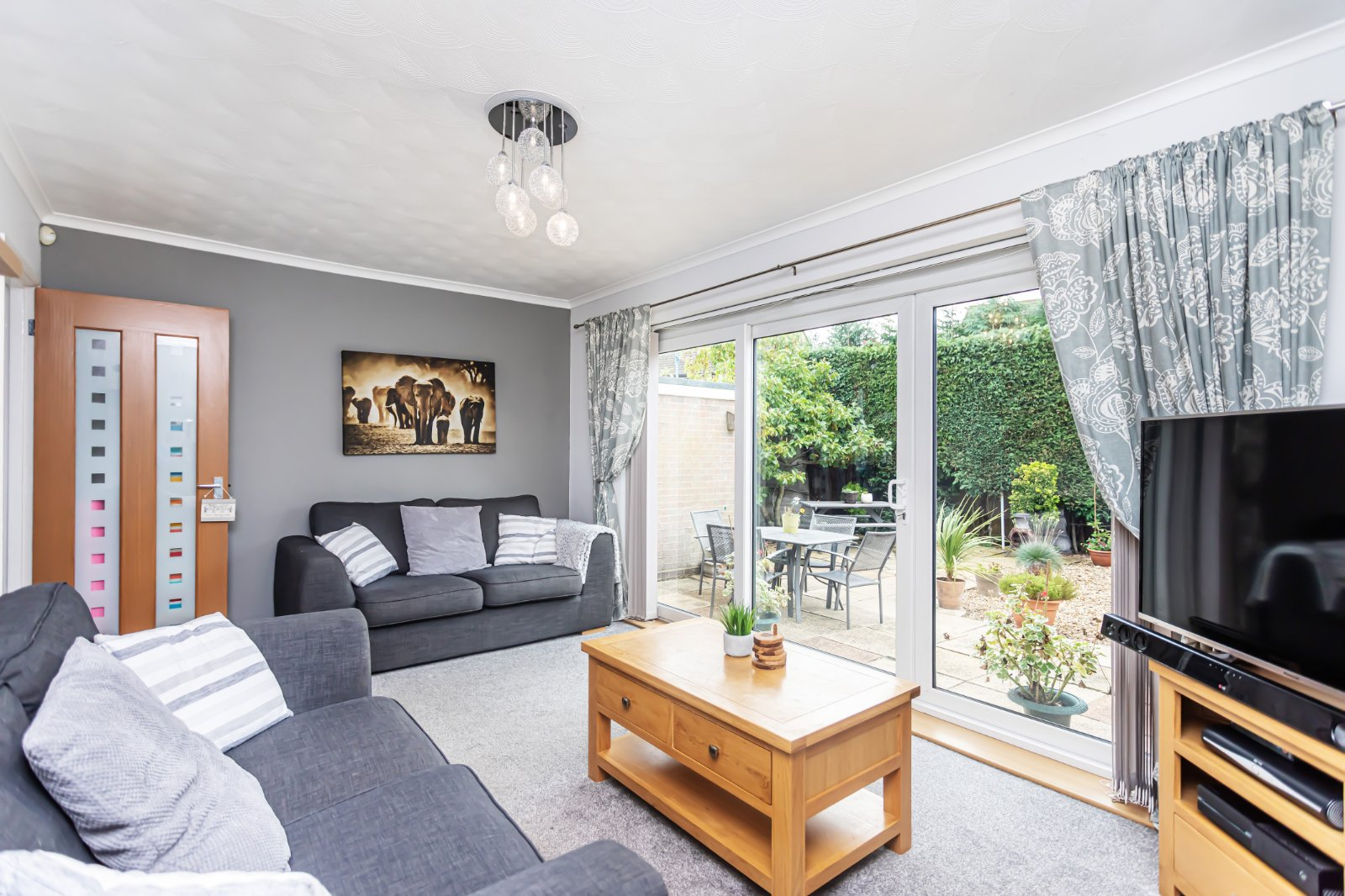 3 bed house for sale in Petersham Road, Creekmoor  - Property Image 1