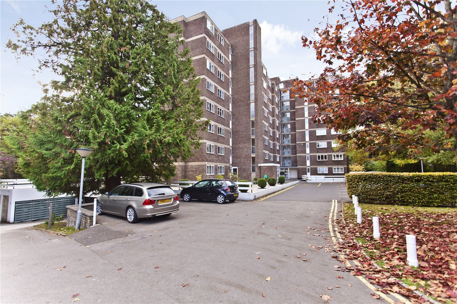 2 bed apartment for sale in Russell Mount, 28-30 Branksome Wood Road, BH4