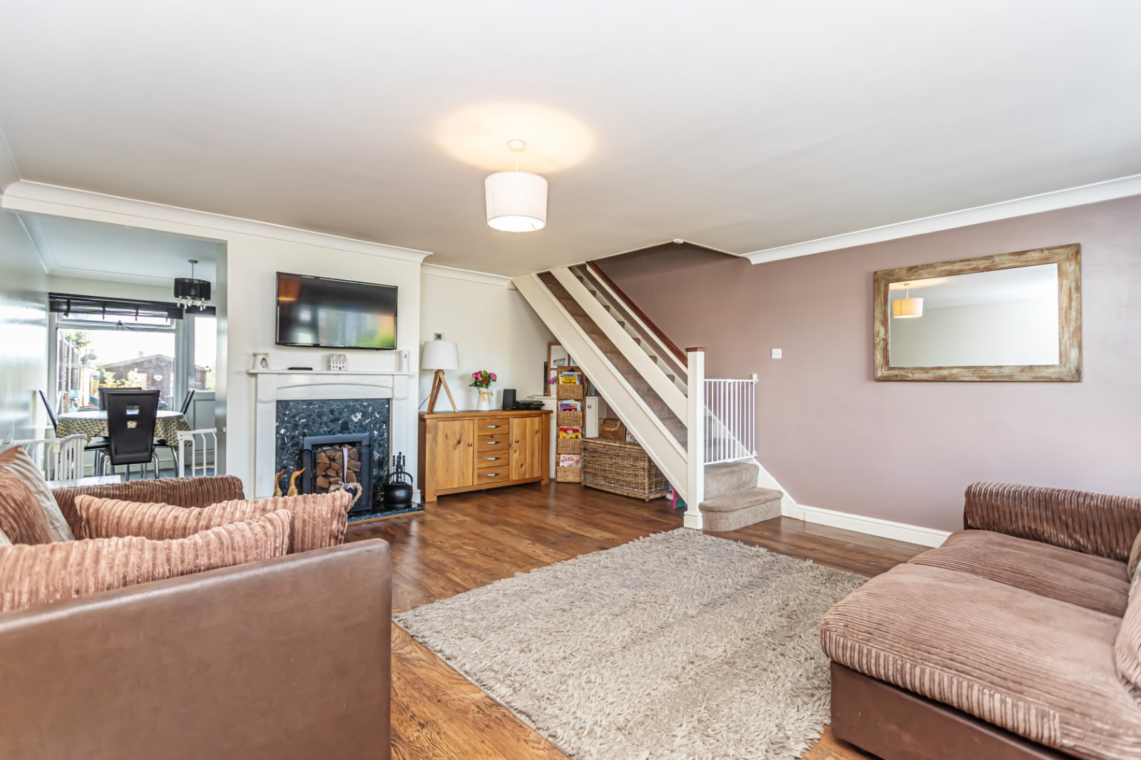 3 bed house for sale in Farnham Road, Branksome  - Property Image 1