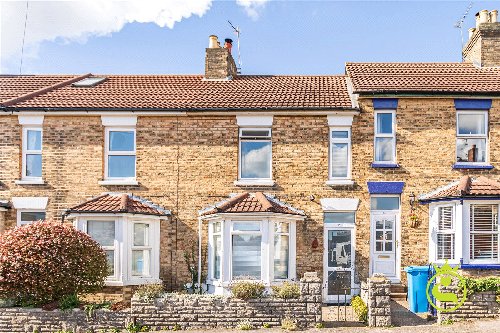 2 bed house for sale in Salisbury Road, Lower Parkstone  - Property Image 1