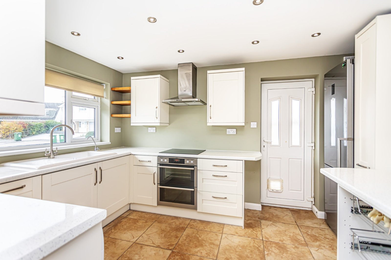 3 bed house for sale in South Western Crescent, Whitecliff, BH14