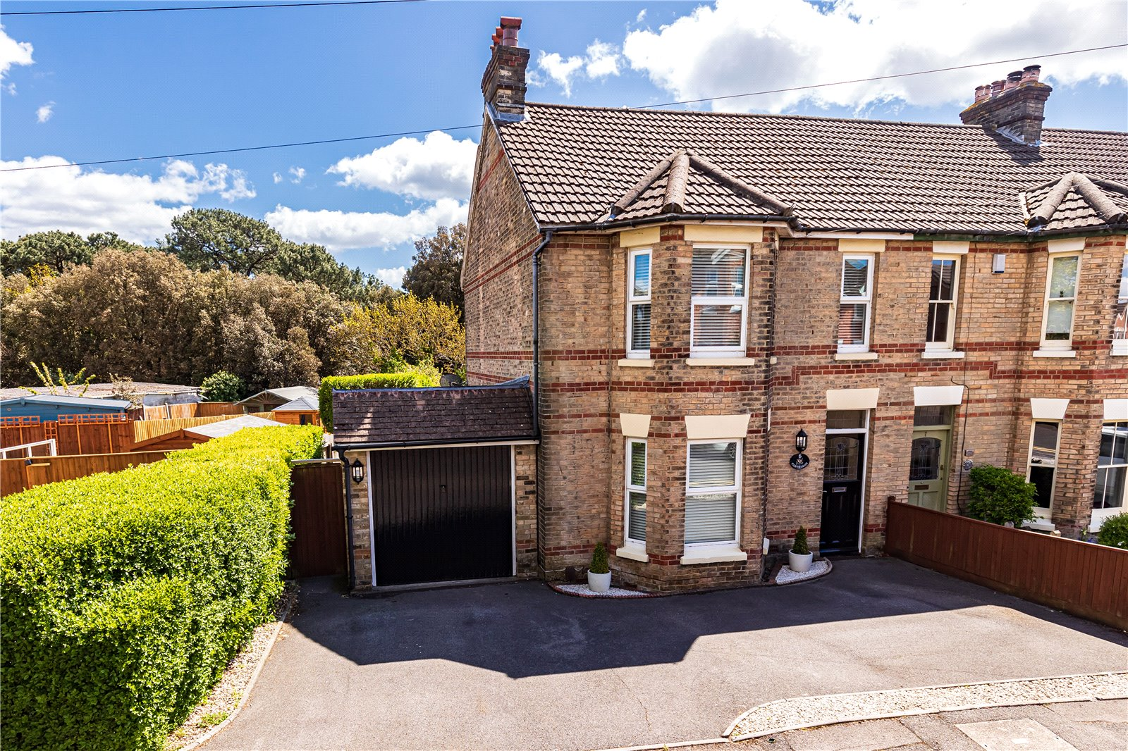 3 bed house for sale in Doyne Road, Penn Hill, BH14