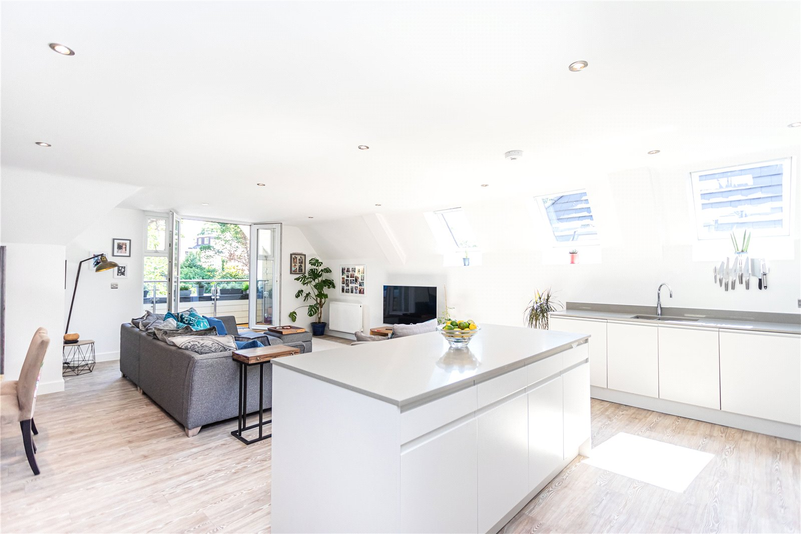 3 bed apartment for sale in Castle Hill House, 65 Bournemouth Road 0
