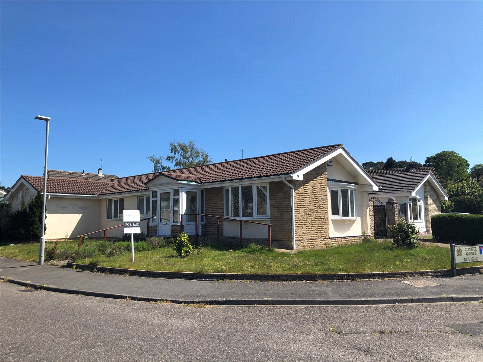 4 bed bungalow for sale in Conifer Avenue, Lower Parkstone  - Property Image 1