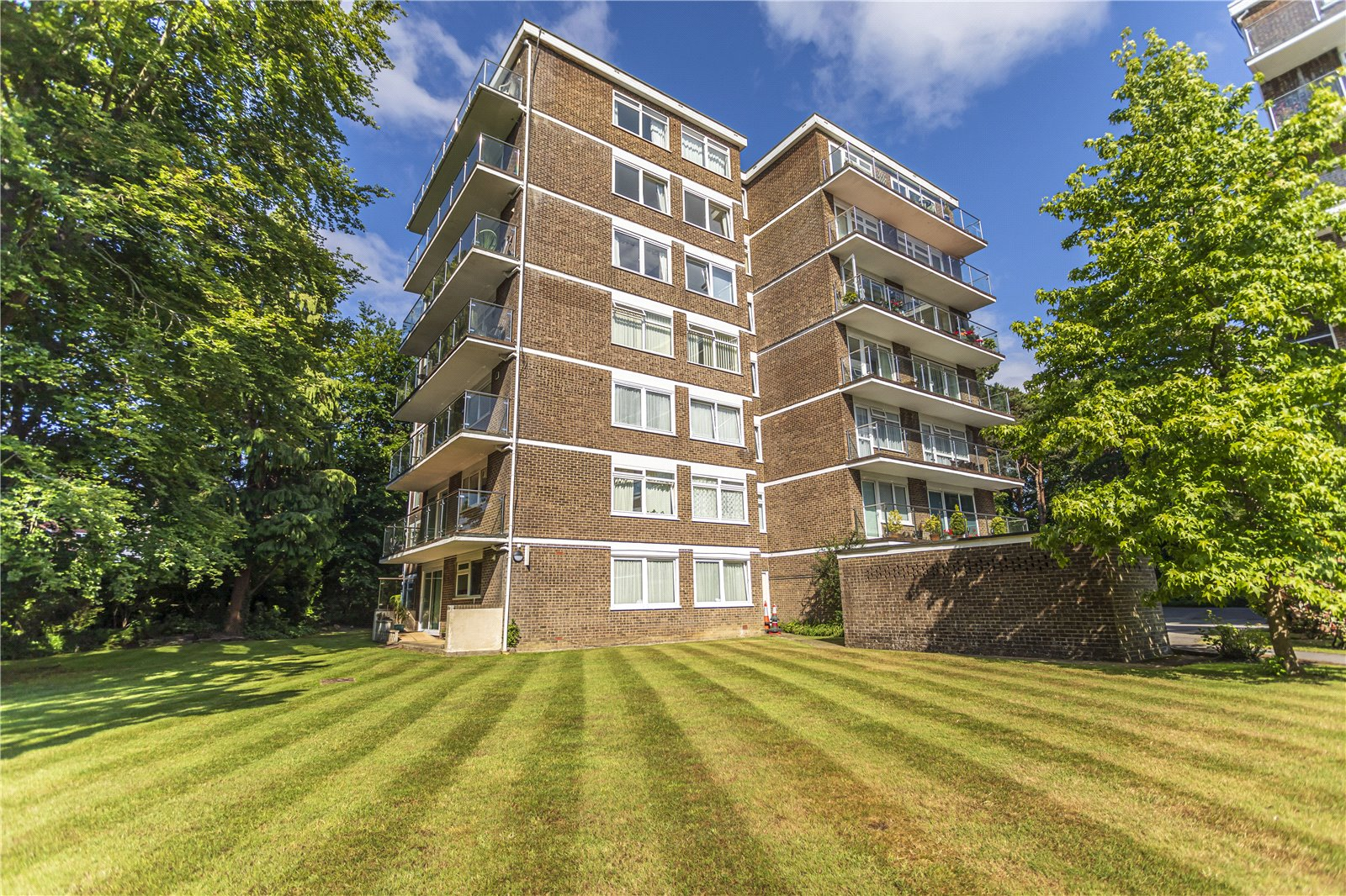 2 bed apartment for sale in Pine Park Mansions, 1-3 Wilderton Road, BH13