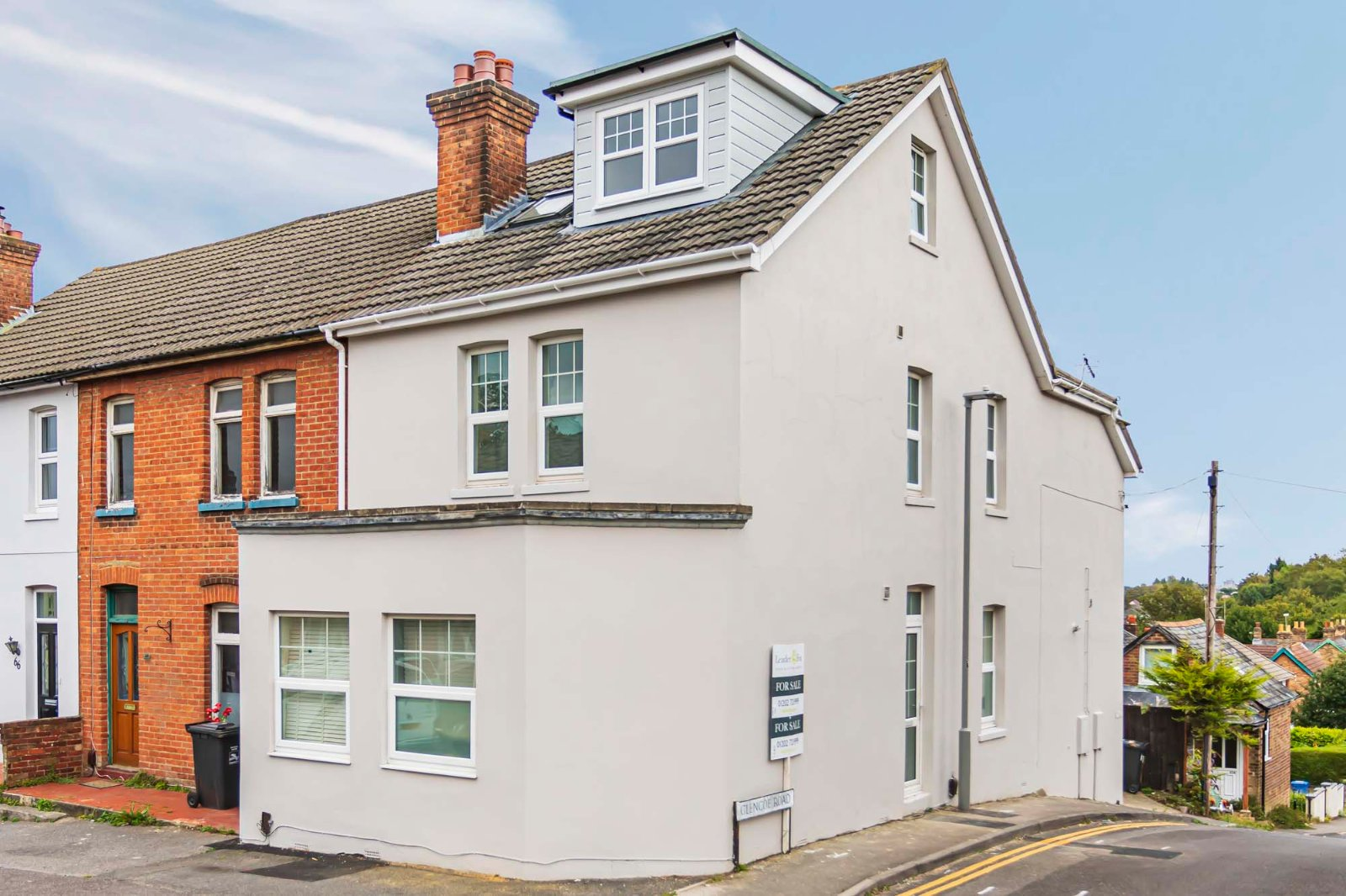 1 bed apartment to rent in Albert Road, Poole, BH12