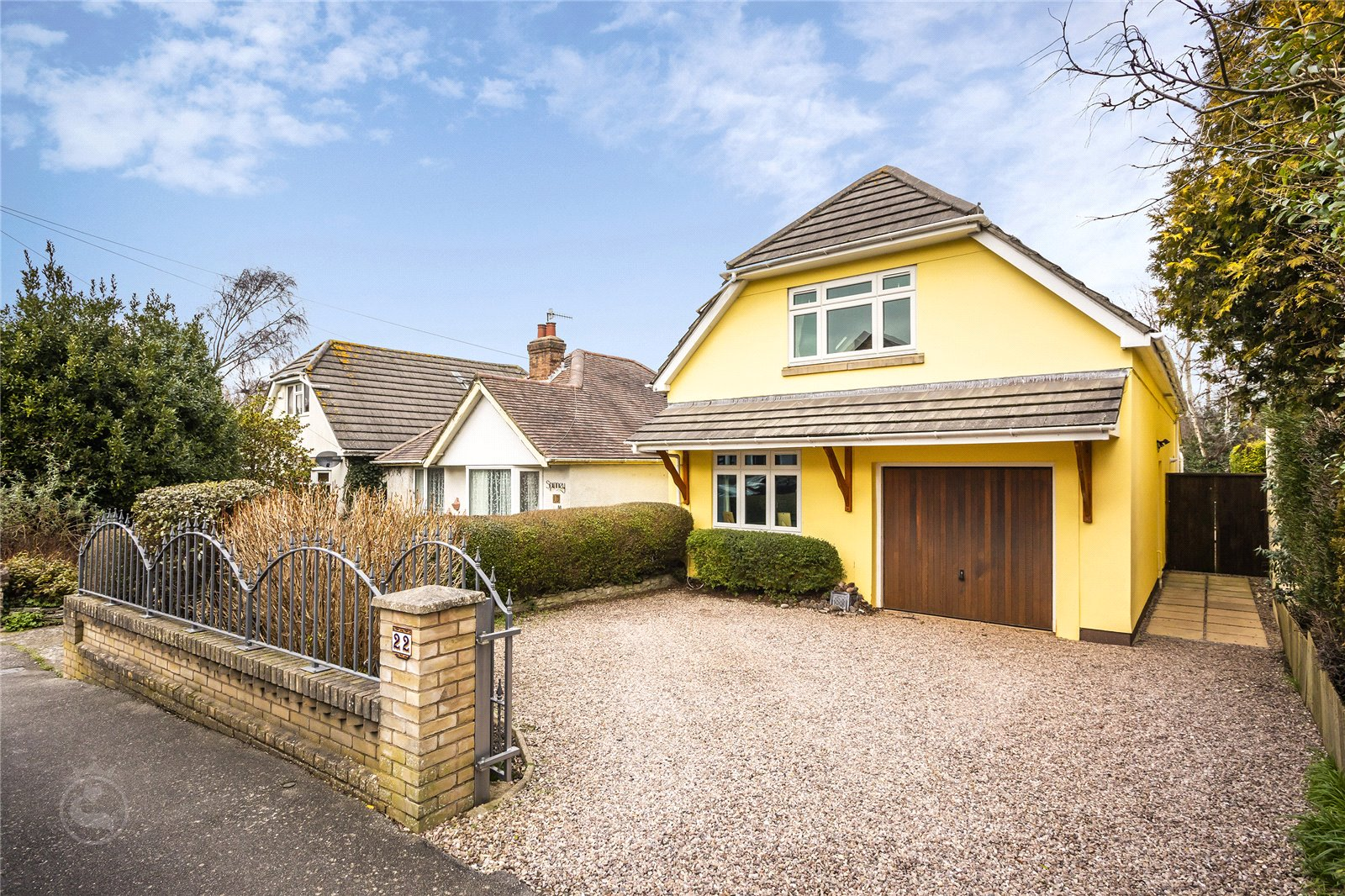 4 bed house for sale in Whitecliff, BH14
