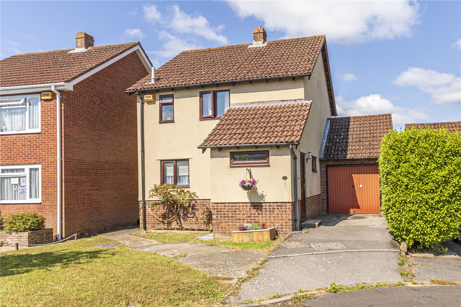 3 bed house for sale in Plantagenet Crescent, Bournemouth - Property Image 1